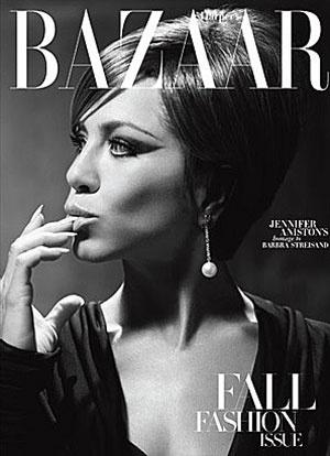 Jennifer Aniston Harper's Bazaar