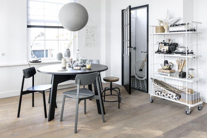 25 beste idee n over witte eetkamer stoelen op pinterest for Witte eetkamerstoelen op wieltjes