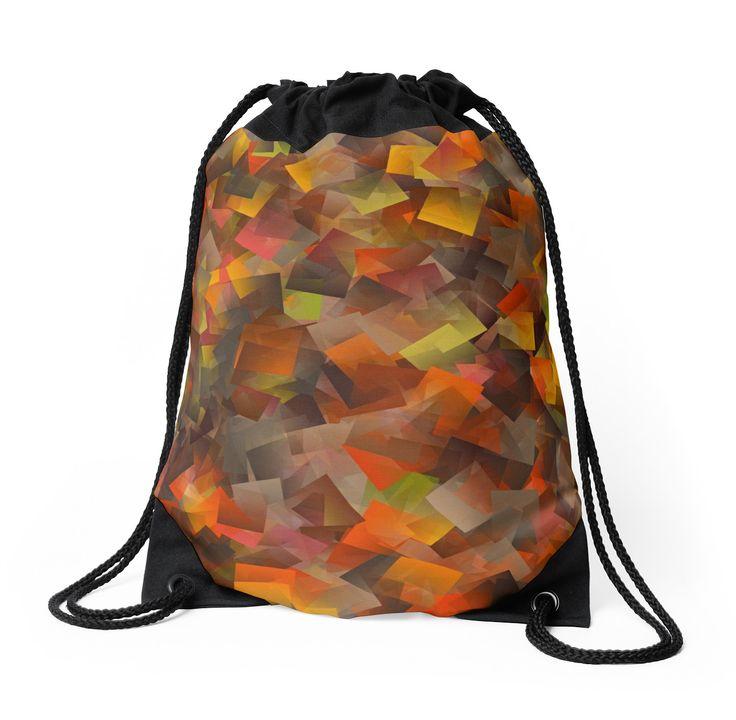 Autumn Colors Cut Paper Pattern