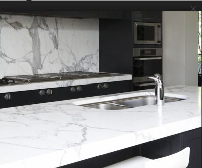 48 best caesarstone ultra natural images on pinterest for Cheap kitchen benchtop ideas