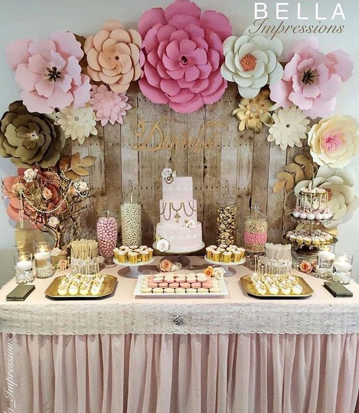 1000 ideas about girl baptism decorations on pinterest for Baby shower stage decoration