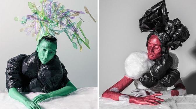 9 Fashion Style yang Terbuat dari Bahan Daur Ulang