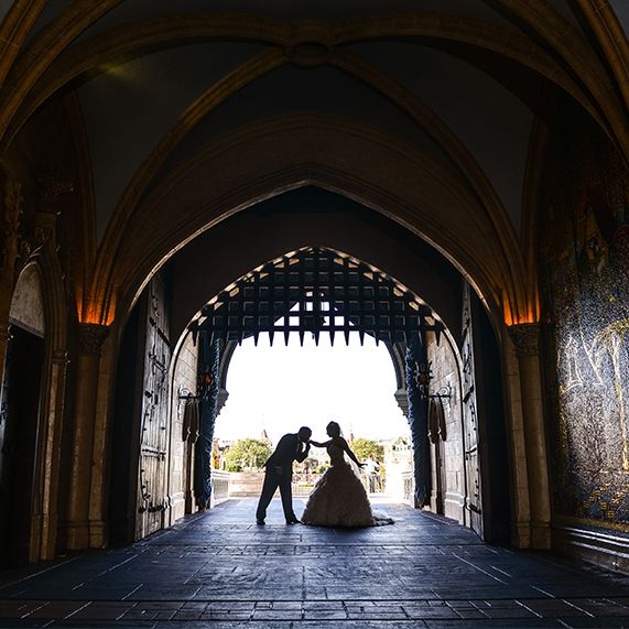 Walt Disney World Wedding Spotlight: Alisha & MacEver After Blog | Disney Fairy Tale Weddings and Honeymoon