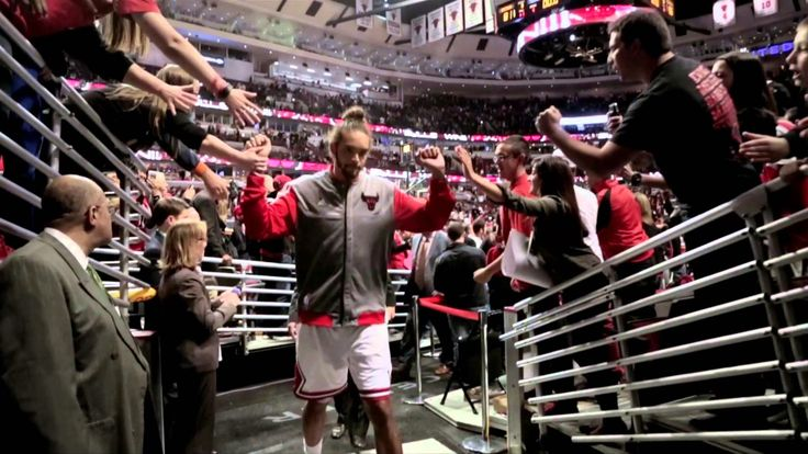 BullsTV Presents: Chicago Basketball is Joakim Noah. BullsTV gives us an exclusive look at Joakim Noah as he shares his thoughts on the season and his journey to becoming a two-time NBA All-Star.