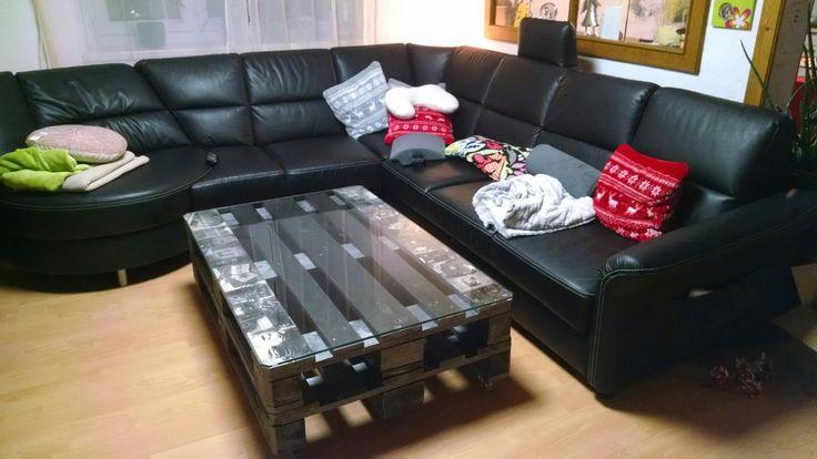 1000 id er om tisch aus europaletten p pinterest. Black Bedroom Furniture Sets. Home Design Ideas