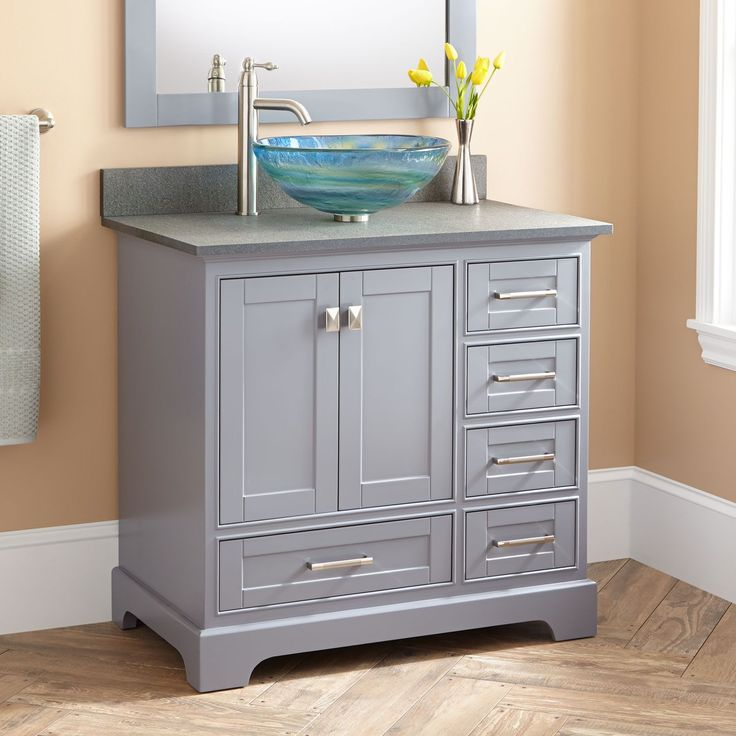depot virtu with bathroom in x vessel d bradford gr usa h vanity md the bath tops b w s vanities home grey n