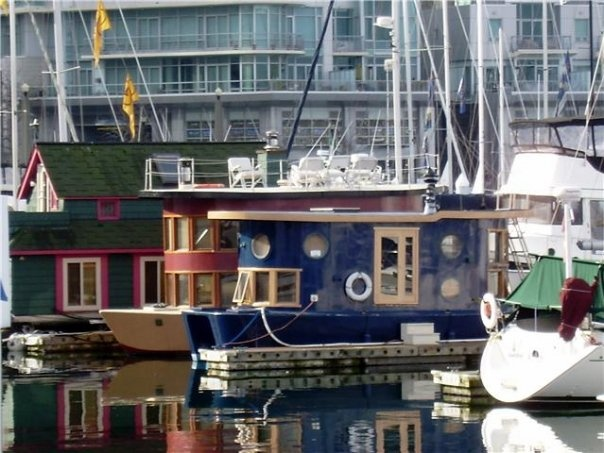 Vancouver, BC - boats - photograph taken by Rosalia Marie
