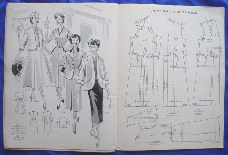 vintage HASLAM SYSTEM of DRESSCUTTING drafting system sewing pattern book No.31 | eBay