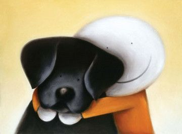 Beware of the Dog by Doug Hyde £530