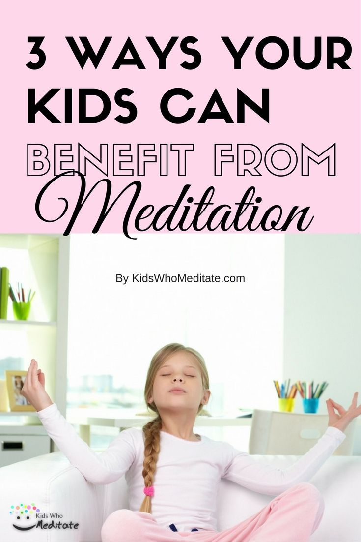 Guided Meditation for kids: Discover the benefits of guided meditation for children