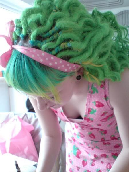 Jealous as f**k of this hair.