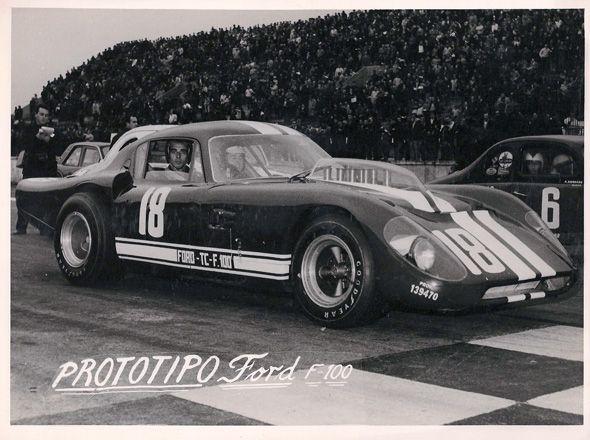 Prototipo Ford F-100 1967 - Atilio Viale del Carril