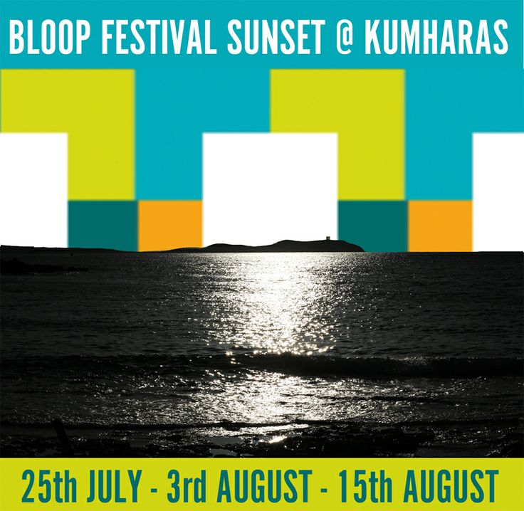 BLOOP - BLOOP`n` Sunsets @ KUMHARAS  A place of freedom where people gather regardless of age, profession, sexual orientation, lifestyle or music. Just like the BLOOP audience. The neo- hippy chill out lounge with fine music on your back. BLOOP isn`t just art and entertainment but music too! After all, we are in the dance capital Ibiza... With: INNdigital, Pineapple Crocodile, Digital Genetic Pasta from Biokip Records. @Bloop Festival #bloopfestival #biokip @BIOKIP biokip biokip…