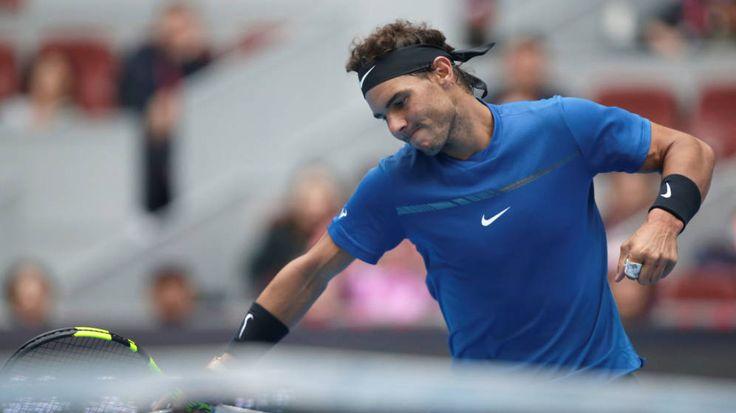 Siga en directo las semifinales del China Open: Rafa Nadal-Grigor Dimitrov