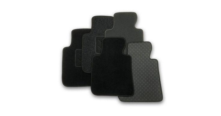 Fit Fußmatten (2 Stück), Toyota Corolla Kombi / PKW, Baujahr: 4/19 –   – Products