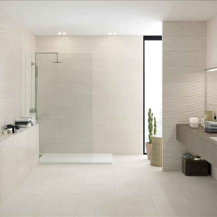 Large Wall Tiles Beige Bathroom Tiles Beige Tile Bathroom Beige Bathroom Large Tile Bathroom
