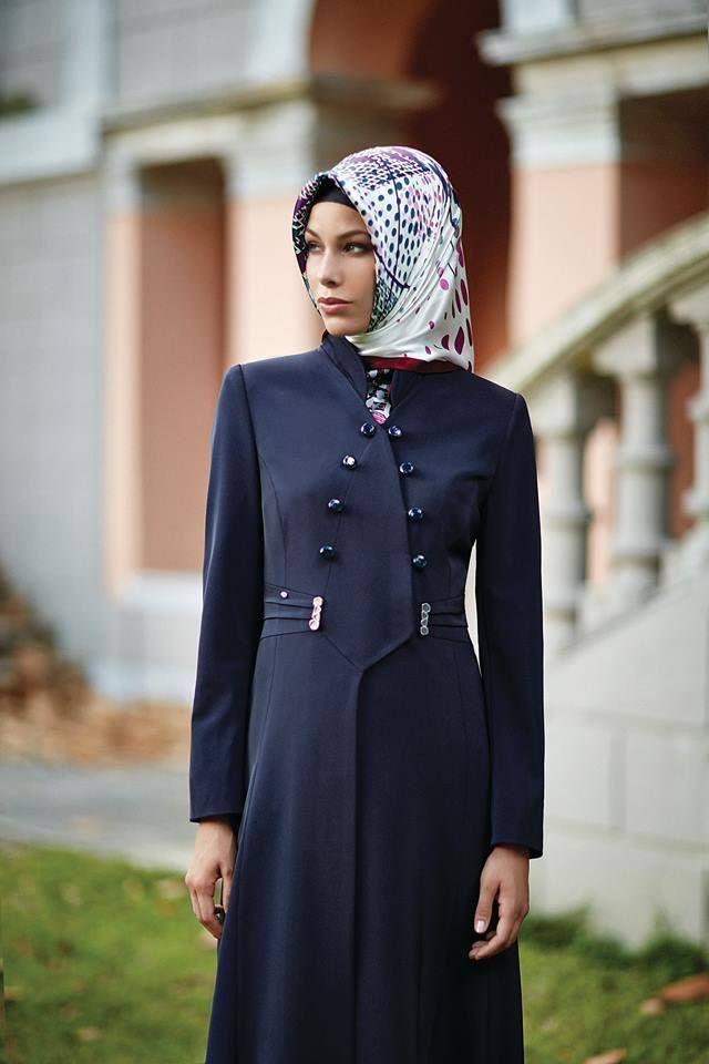 13'14 Fall&Winter #Pardesu #Coat #hijab #fallwinter #winter #collection