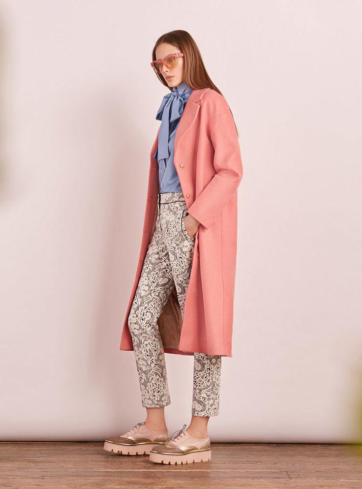 Выбираем весеннее пальто из новой коллекции SoEasy   Журнал Harper's Bazaar