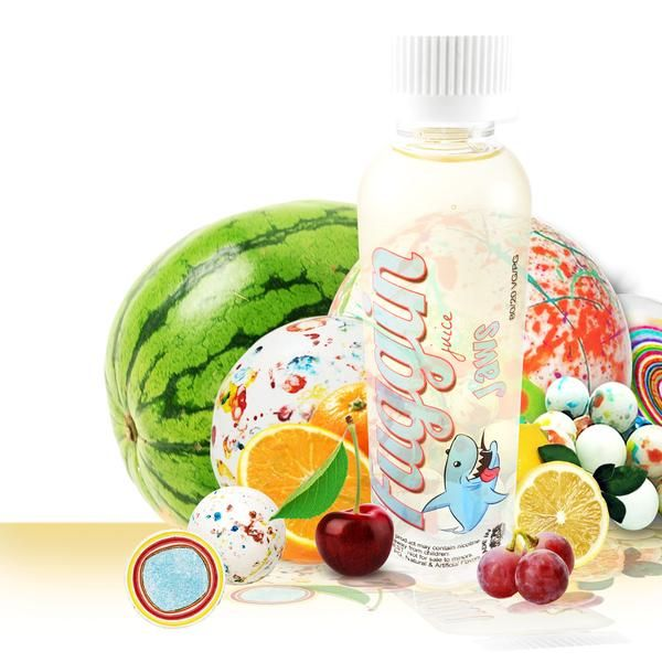 A jawbreaker candy flavor even Mr. Wonka would vape. This eLiquid is nice n sweet. Vape on!!  VG/PG: 80/20 Crafted in Miami NOW AVAILABLE!!  EMPTY CHILD RESIS