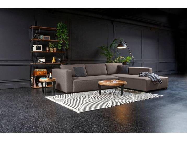 Tom Tailor Eck Couch Braun 302cm Recamiere Rechts Heaven Style X In 2020 Sofa Haus Deko Ecksofa