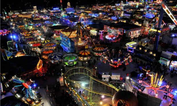 Tallest Ride in the country comes to Hull Fair