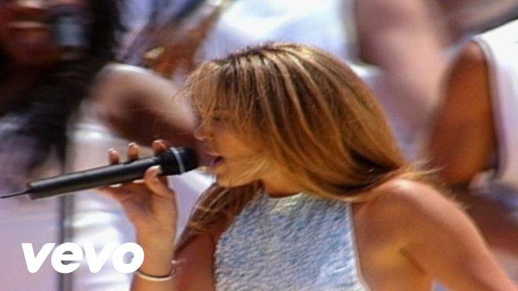 Jennifer Lopez - Let's Get Loud A True Musician!!