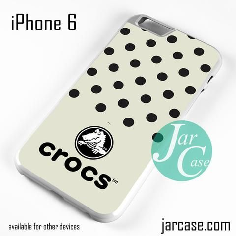 Crocs Phone case for iPhone 6 and other iPhone devices
