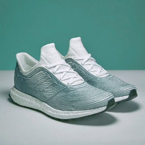 adidas has released a limited edition running shoe made from Parley Ocean  Plastic, which is collected in coastal areas in the Maldives, and includes  illegal ...