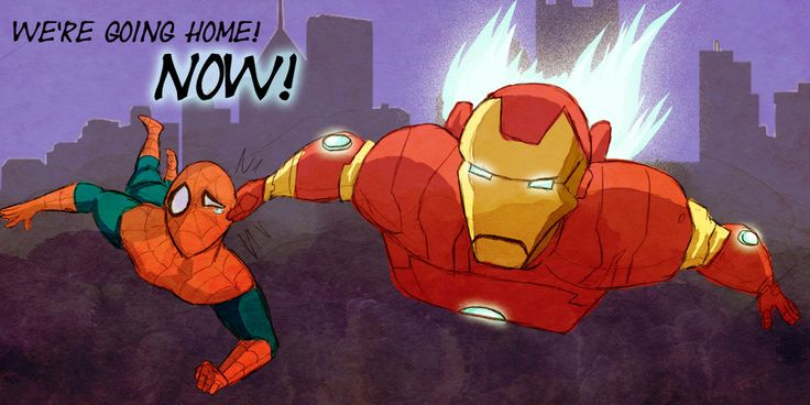 In Trouble with Iron Man by Arkham-Insanity.deviantart.com on @deviantART