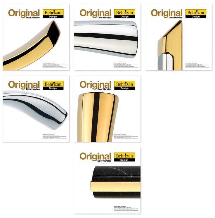 Branding, Behrizan Original Door Handles