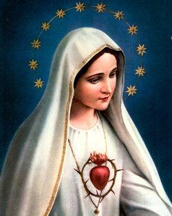 Santa Matilde di Hackeborn, monaca benedettina morta nel 1298, pensando con timore al momento della sua morte, pregava la Madonna di assisterla in quel momento estremo. Consolantissima fu la risposta della Madre di Dio: