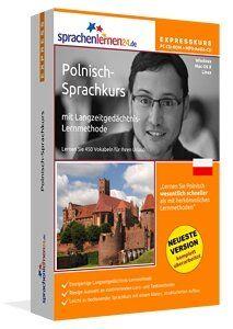 Polnisch-Expresskurs: Polnisch-Vokabeltrainer für Ihren Urlaub in Polen mit Reiseführer