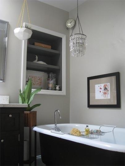 love grey bathrooms