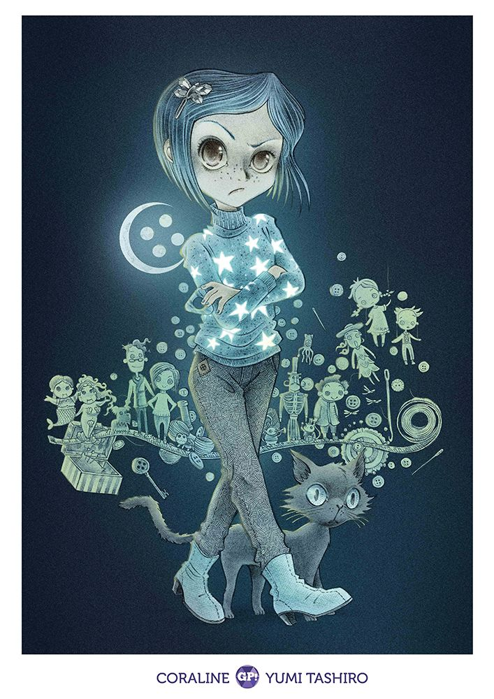 Coraline - Yumi Tashiro