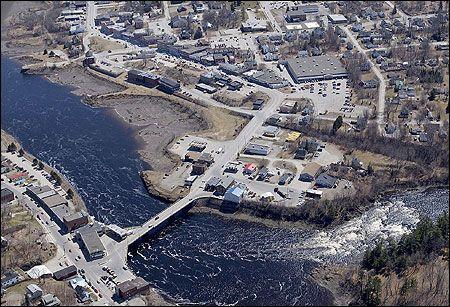 St. Stephen, New Brunswick and Calais, Maine
