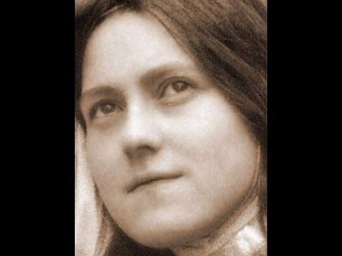 St Thérèse of Lisieux, Story of a Soul, Chapter 1 excerpt