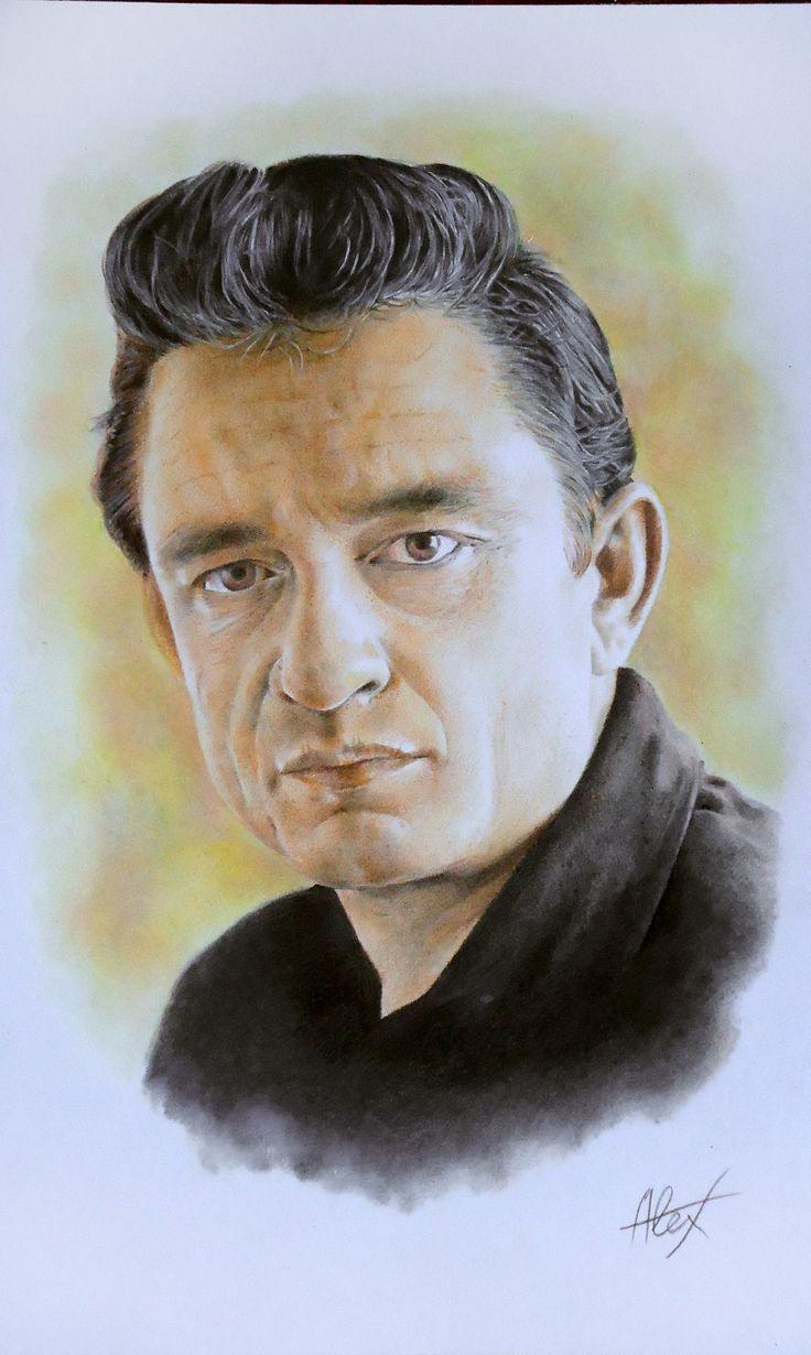 Джонни Кэш. Johnny Cash