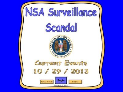 how to find nsa online