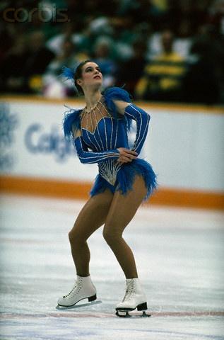 Katarina Witt 1998 Olympics, SP