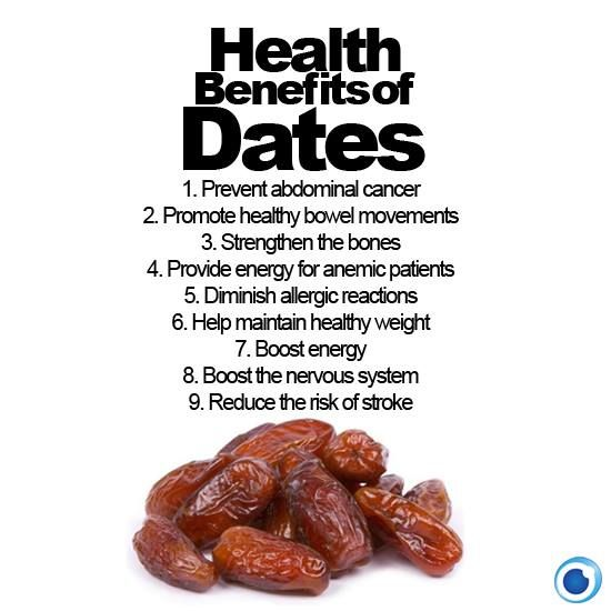 True Fact - Why ‪Dates‬ Are Good For Your Health