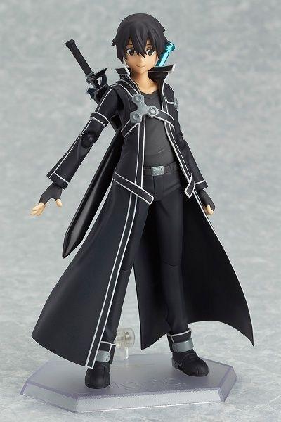 "Sword Art Online ""Kirito"" (Kirigaya, Kazuto) figma"