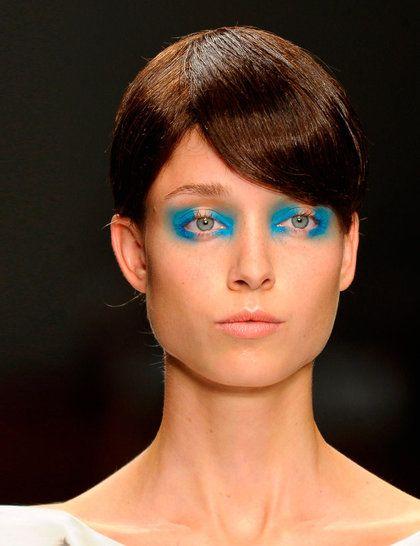 blauwe lippenstift - Google zoeken