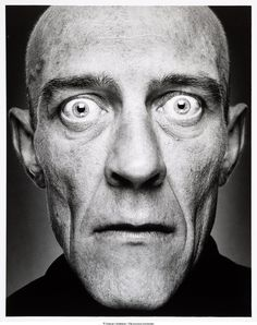 Portrait by Stephan Vanfleteren, surprise, fear, emotional face, expression, old guy, male, man, wrinckles, lines of life, portrait, b/w