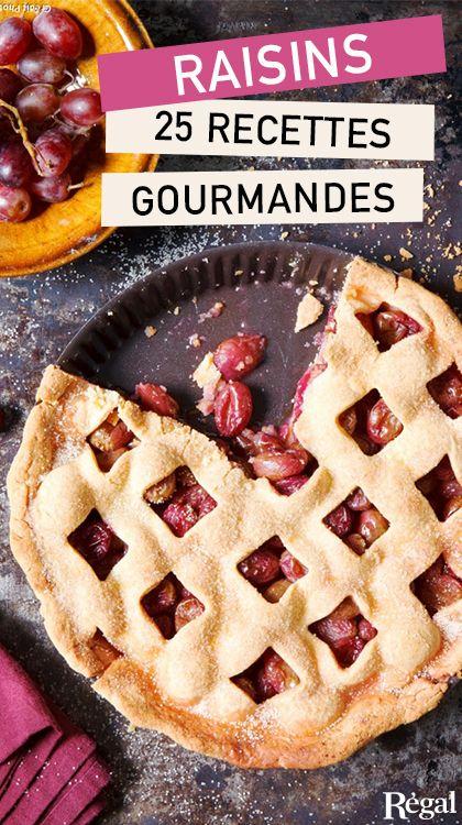 Comment cuisiner le raisin aux grains jaunes rouges ou - Comment cuisiner les gnocchi ...