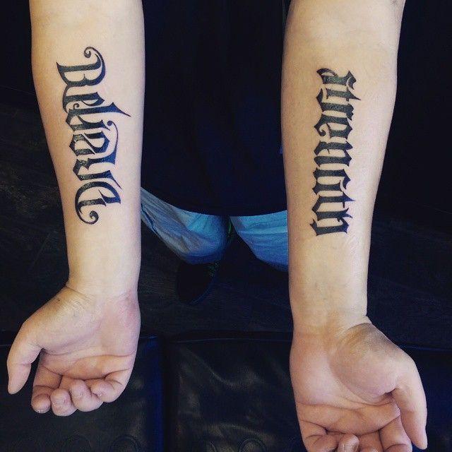 Tattoo Ambigram Generator: Best 10+ Tattoo Designs For Men Ideas On Pinterest