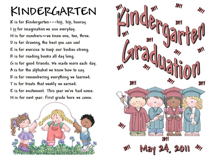 what to say at a preschool graduation 211 best images about kindergarten graduation on 726