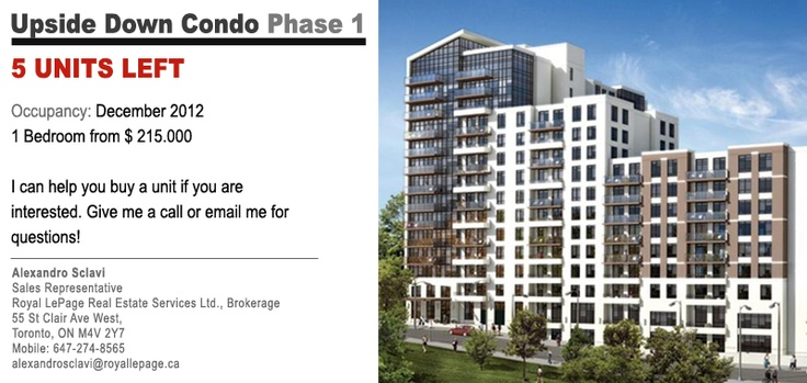 Call me if you want to invest in this condo.  Great opportunity