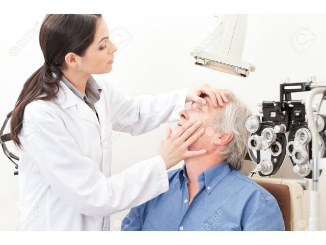 Tips for recovery from eye surgery