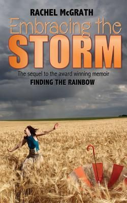 Embracing the Storm by Rachel McGrath is our Book of the Month for May 2017. Embracing the Storm is the sequel to the award winning and best selling memoir, Finding the Rainbow, by Rachel McGrath. …