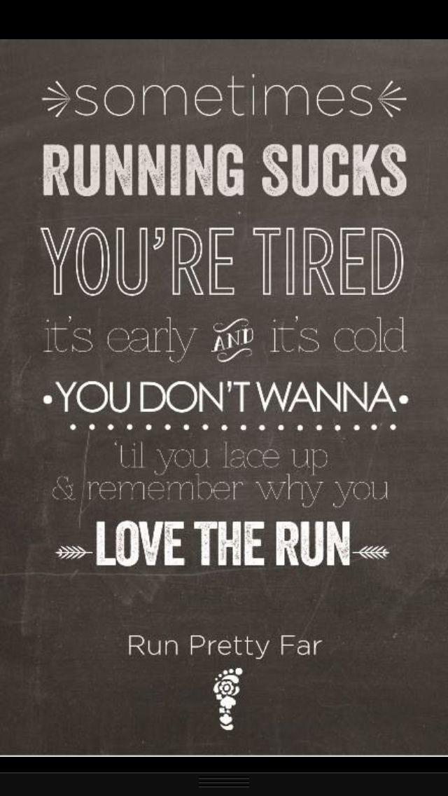 running motivation | Motivational Running Quotes From Pinterest | Training a Runner